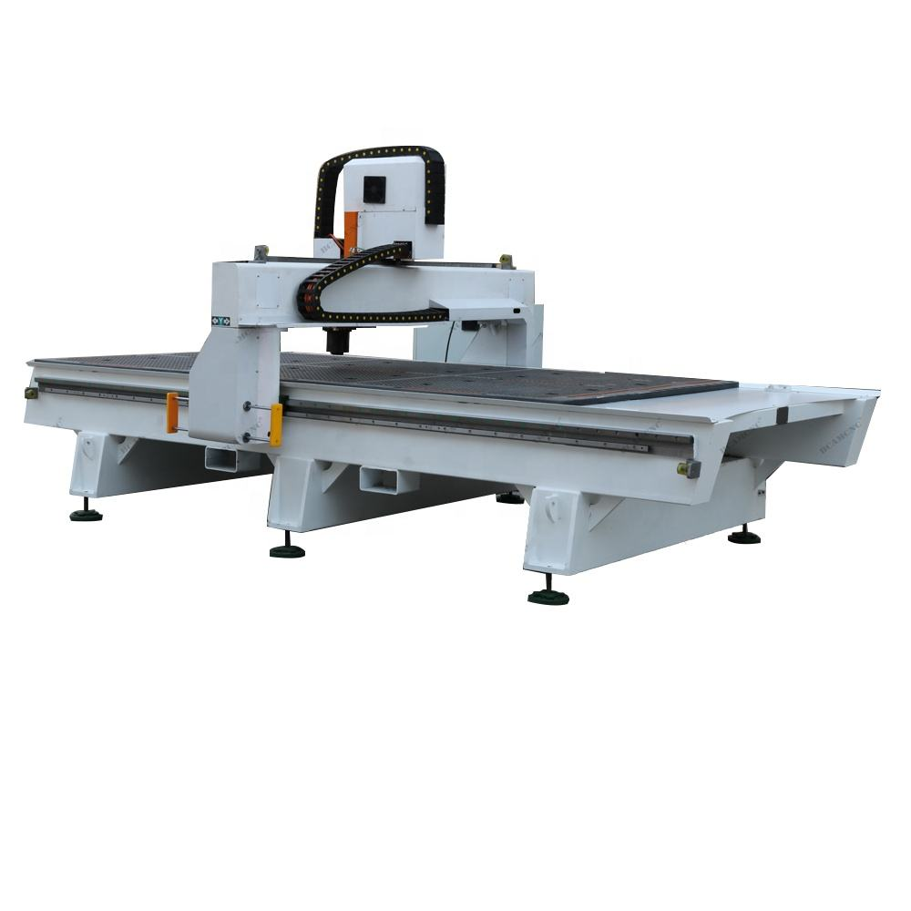 Metal working 1325 cnc router machine for aluminum carving