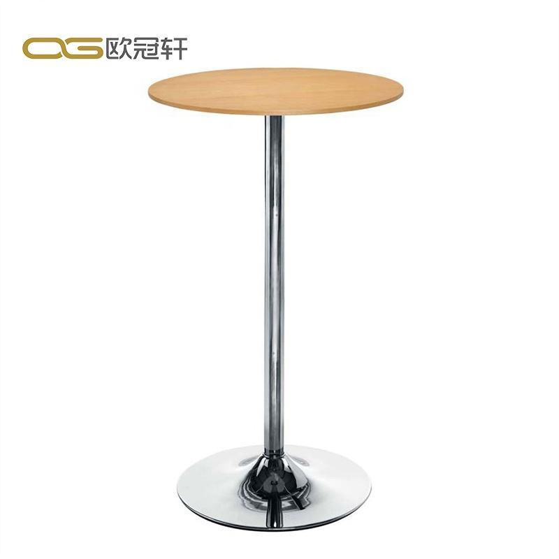 Europa <span class=keywords><strong>del</strong></span> <span class=keywords><strong>Norte</strong></span> club Cafetería Restaurante mesa de madera, mesa de bar de sillas