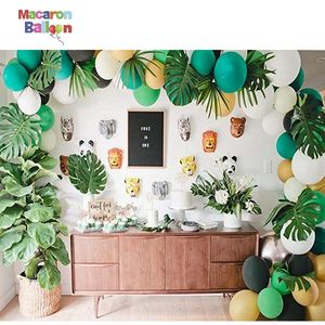Jungle Safari Thema Party Decoraties Safri Feestartikelen En Gunsten Voor Kids Jongens Verjaardag Baby Shower Decor K122