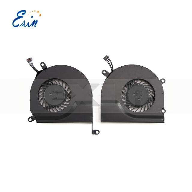 """Late 2008 2009 2010 2011 2012 A1286 15/"""" MacBook Pro CPU Fans Right /& Left"""