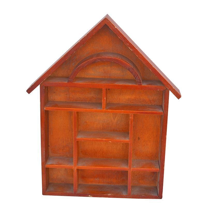 Treo tường bằng gỗ menu hiển thị tổ chức giá