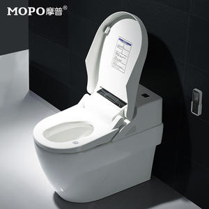 High Quality Chinese Chinese Girl Wc Bidet Toilet Seat Electronic Automatic Intelligent Toilet