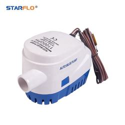 STARFLO 1100GPH DC rule automatic small hand marine 12v bilge pump price for yacht boat