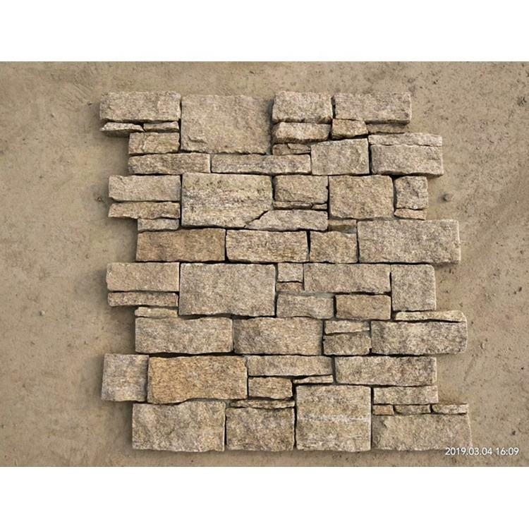 Natural Manufactured Outdoor External Granite Stone Slate Tiles Panel Price Exterior Wall cladding