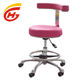 Red Phlebotomy chairs/blood donor chair/dental chair
