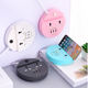 multifunction baby electrical safety outlet cover socket round power strip