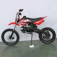 "Powerful Moto Cross Pitbike 125CC With 17""/14"" tire"