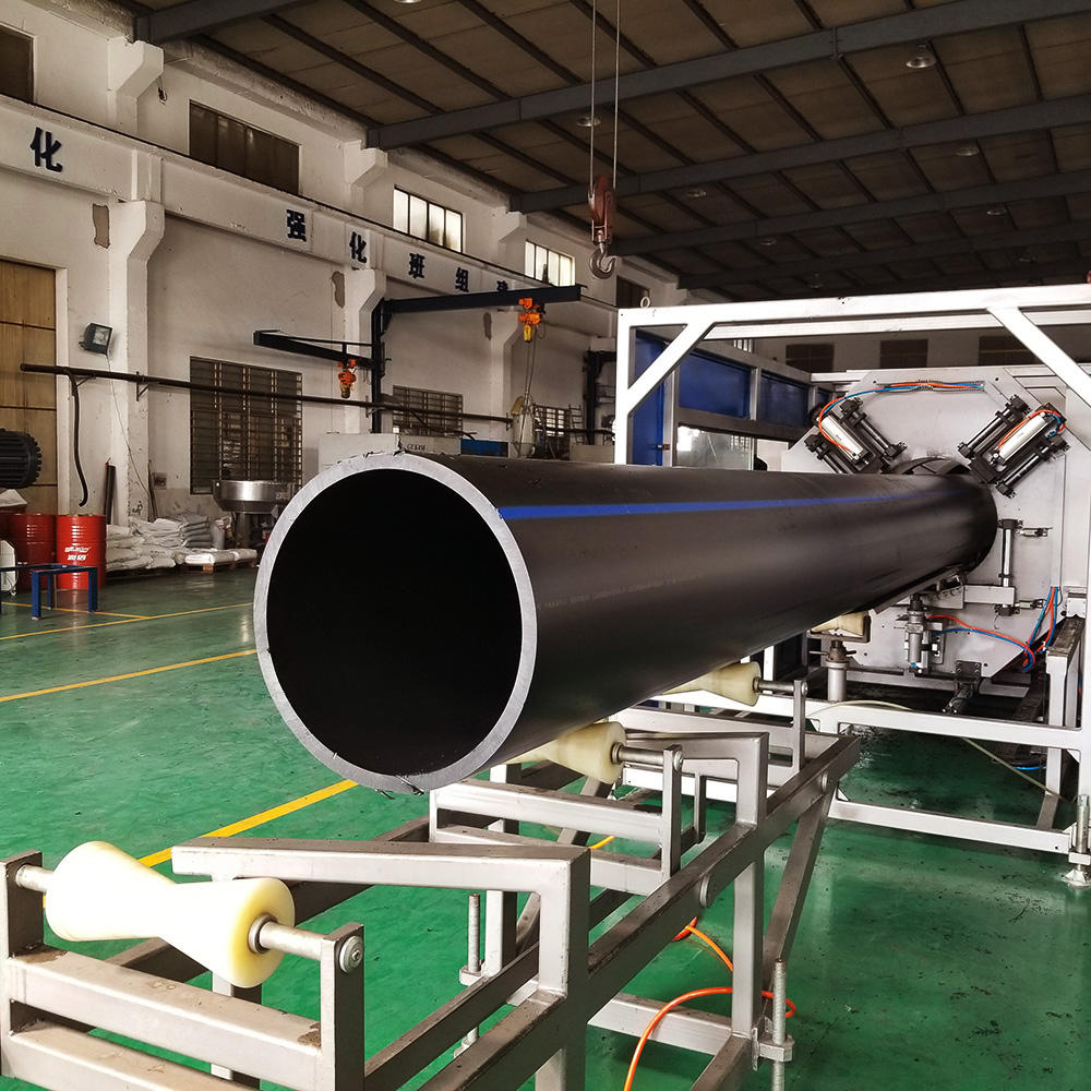Round Pipe [ Dredging Large Diameter ] Large Diameter 1500mm Hdpe Pipe Lightweight Plastic 200mm Pe100 Mud And Sand Dredging Pipe/tube Pn10 Large Diameter 1500mm Hdpe 1 Inch Irrigation Pipe