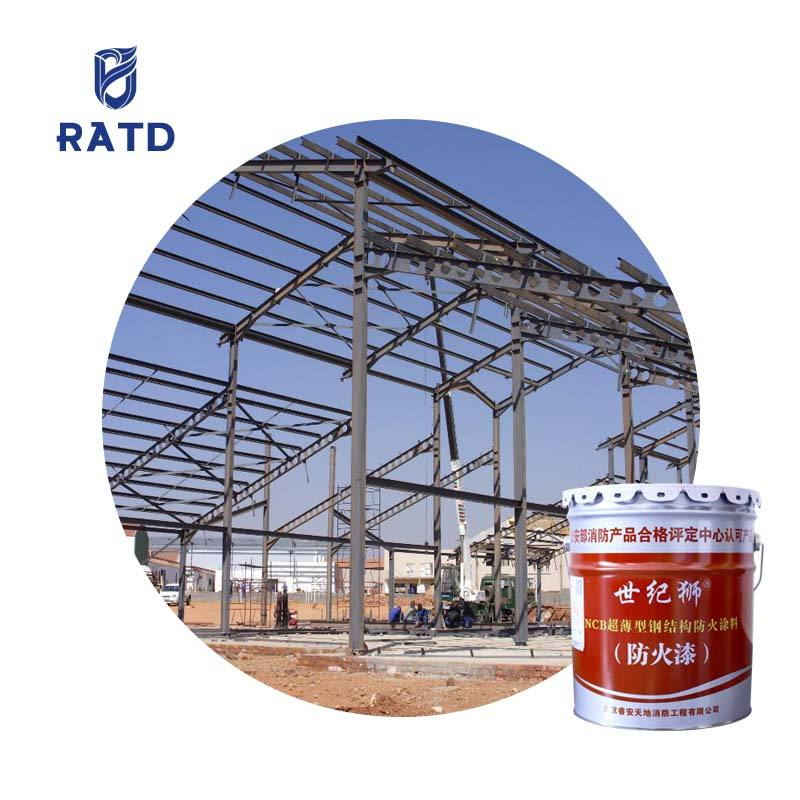 Fast drying water based anti rust top coating primer for steel structure
