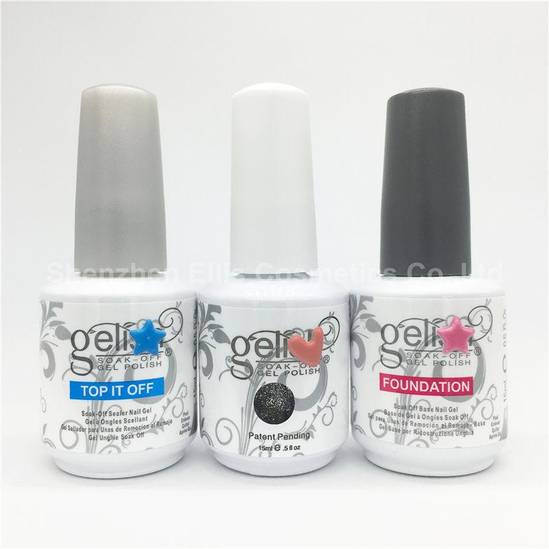 Nuevo <span class=keywords><strong>diseño</strong></span> de Arte de uñas de manicura 420 Color 15 Ml empapa esmalte de Gel UV esmalte de uñas de Gel