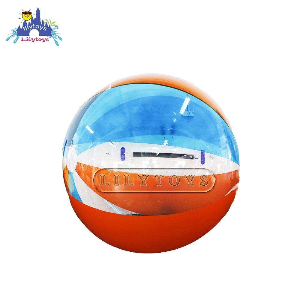 Stage walking ball human sized hamster ball water walking balloon