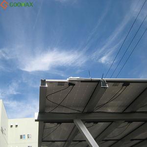 Garagem sistemas de painéis solares 10kw painel solar total do sistema sistema de rack