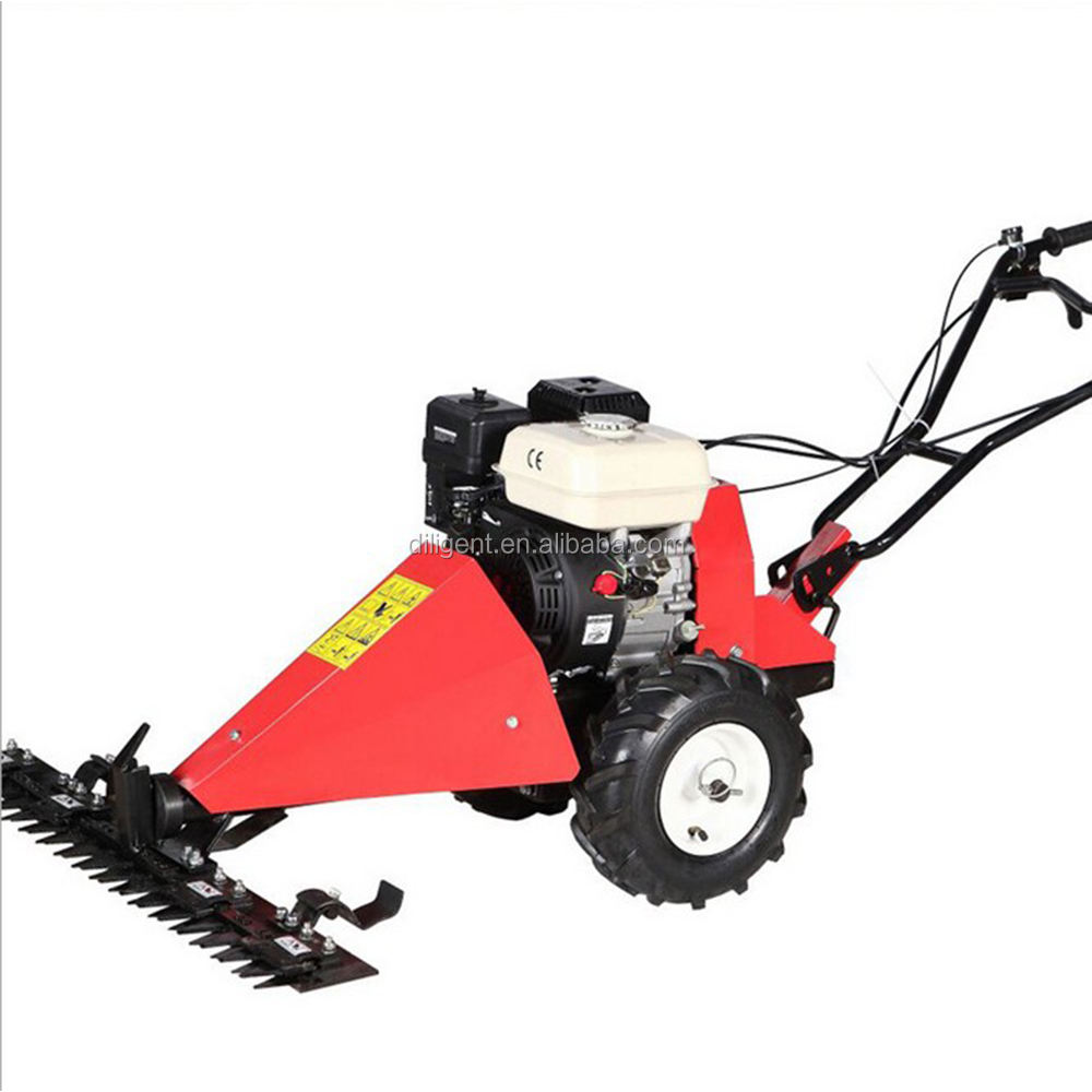 Hot selling grass cutting machine lawn mower scythe mower for price