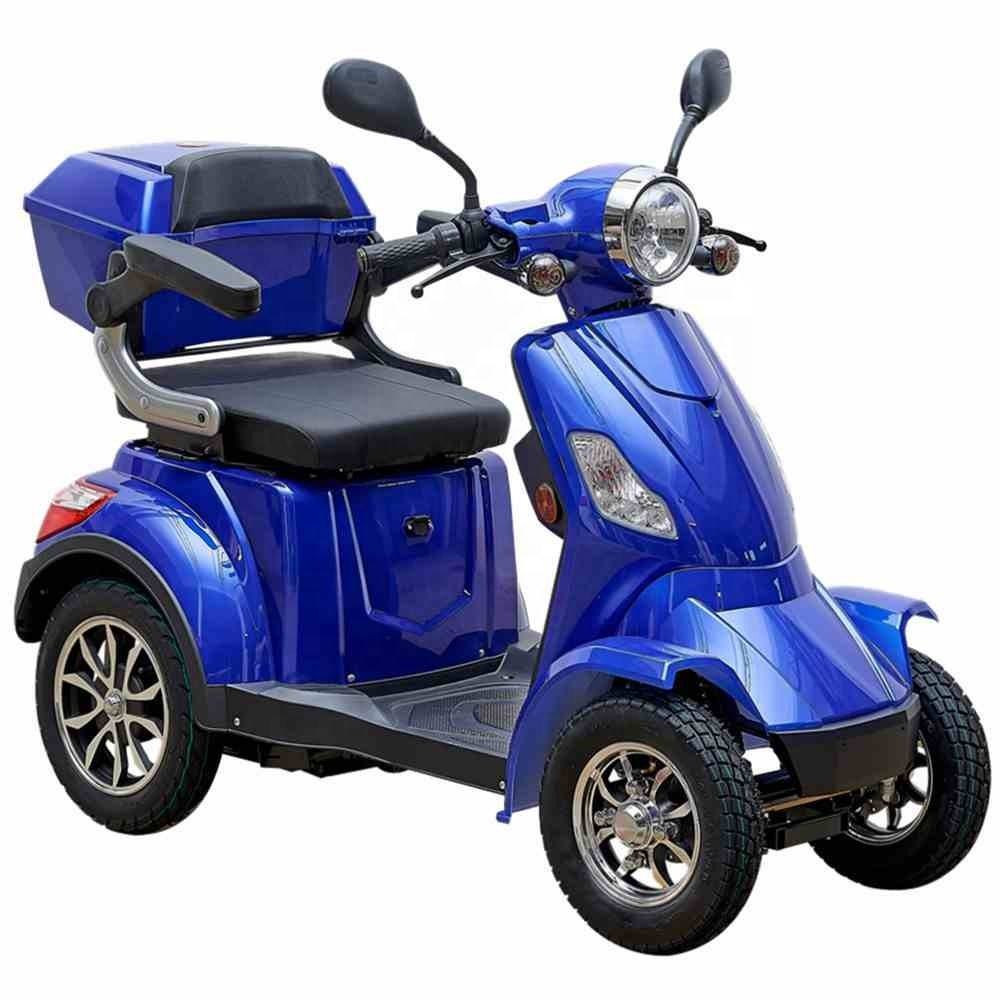 Factory Price 4 Wheel mobility scooter EEC electric tricycle for adults, elderly or disabled