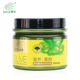 Olive oil care hair mask
