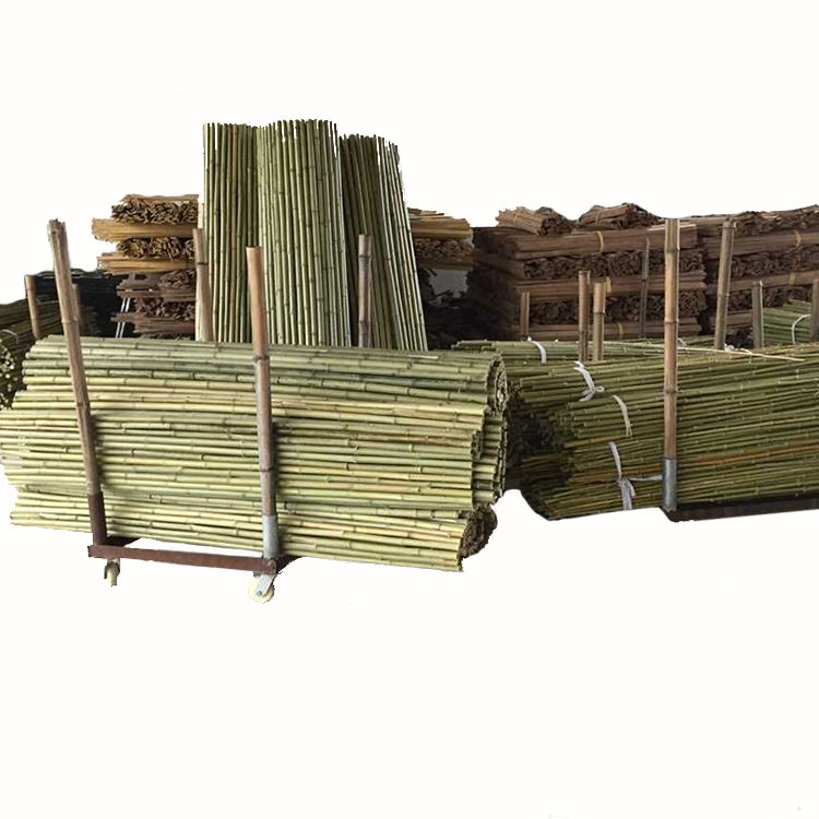 Good Price Wholesale Biodegradable Eco-friendly Bamboo Poles Wholesale Bamboo Poles Cheap