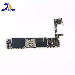 JK 16gb 64gb 128gb Motherboard with / without Touch ID for iphone 6/7/8/X mainboard factory wholesale S