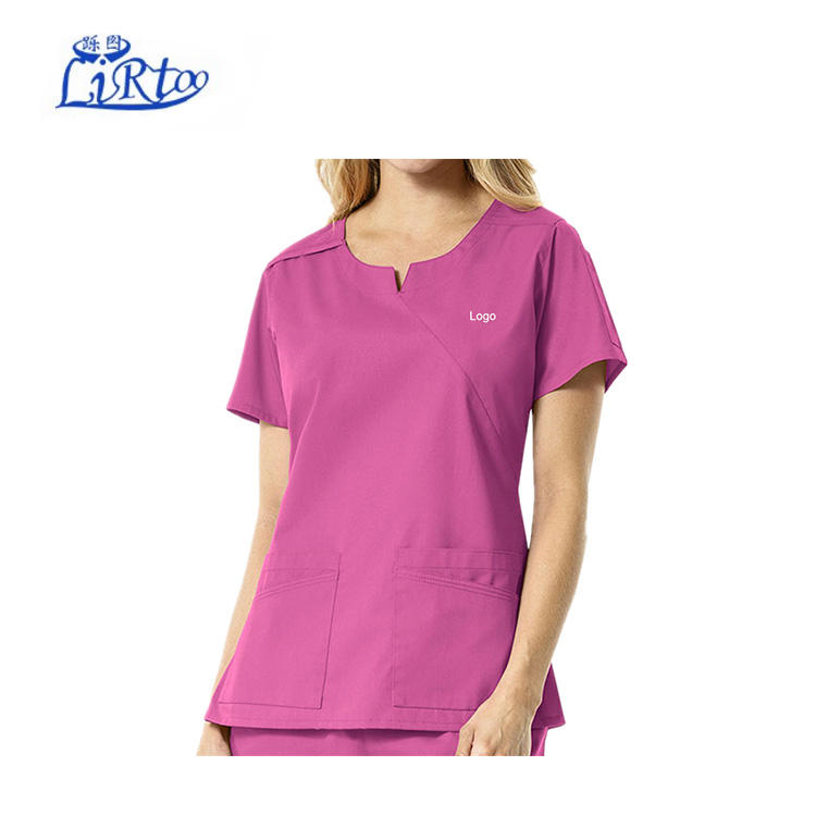 Breathable Hospital Medical Uniforms Infinity Scrubs