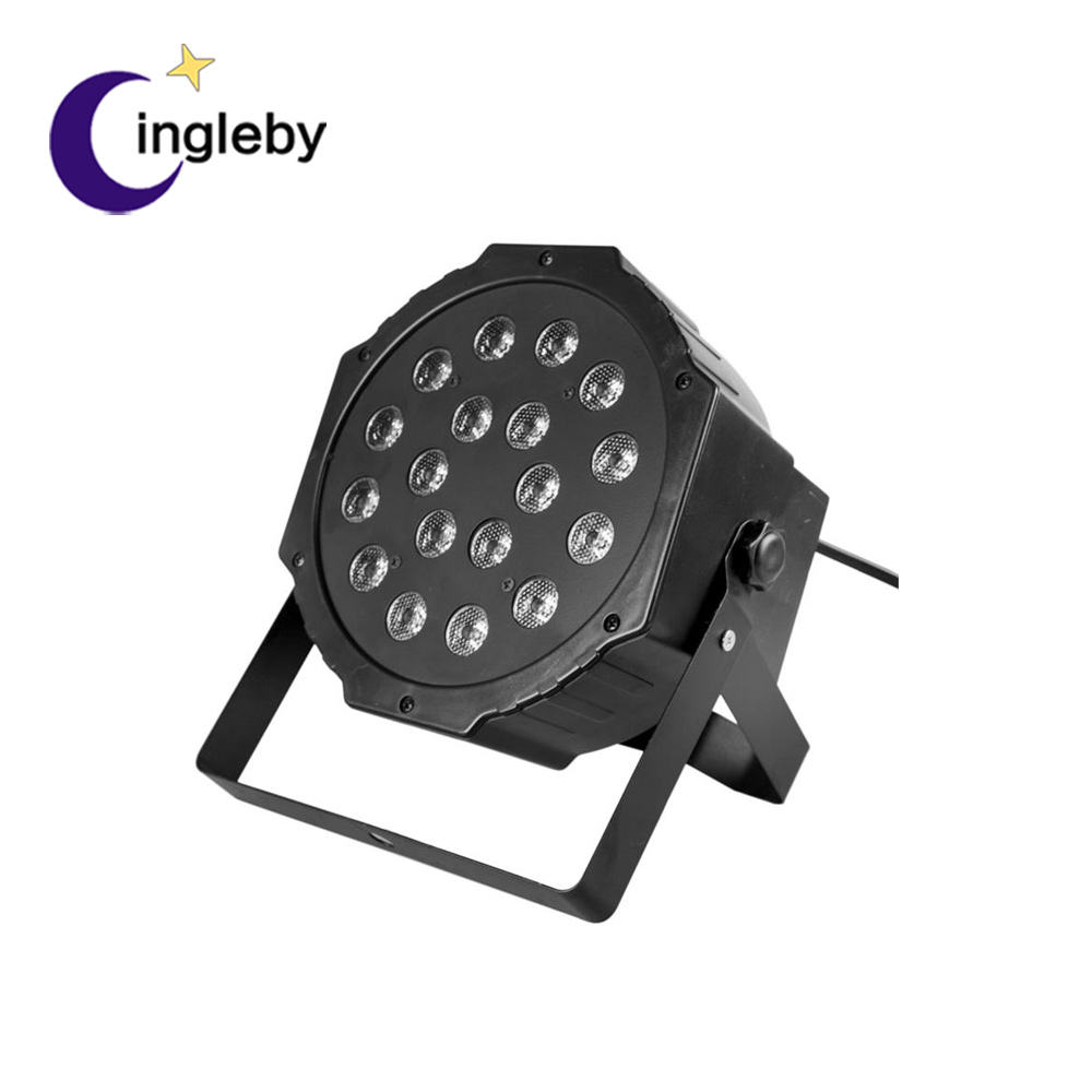 alibaba website Cheap led stage lighting Infrared Ray Control par 56 DJ equipment 1x18W 4in1 led club light