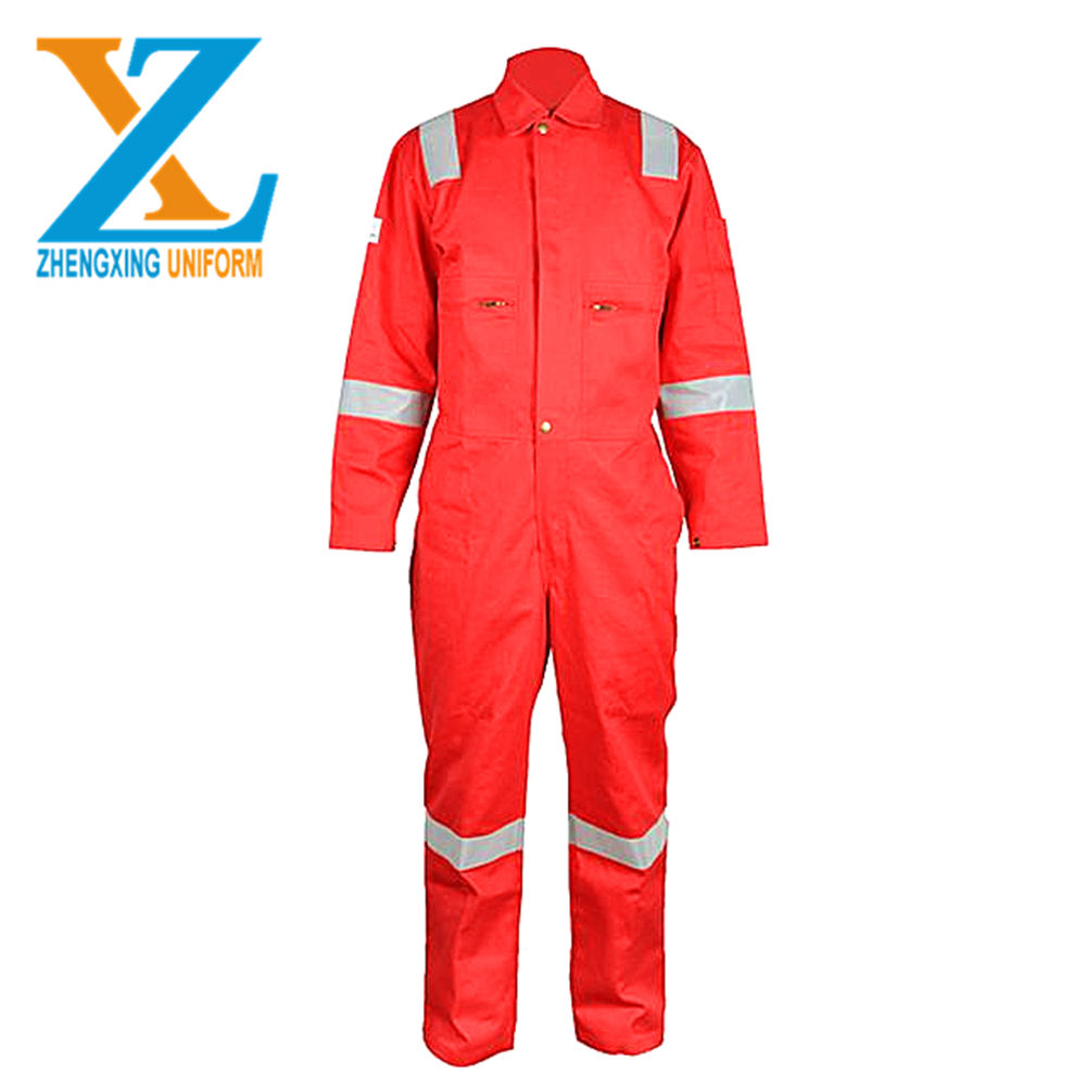 Dupont Nomex 4.5 oz fire retardant coverall