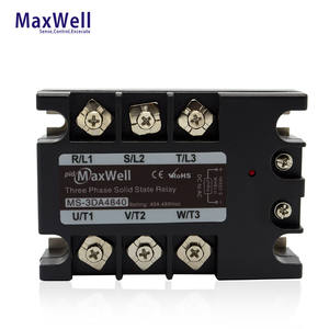 Maxwell MS-3DA4840 40 Amps drei-phase solid state relais