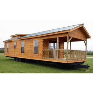 New Zealand Australia Prefab Wood Mobile Home Travel Trailer Tiny House On Wheels