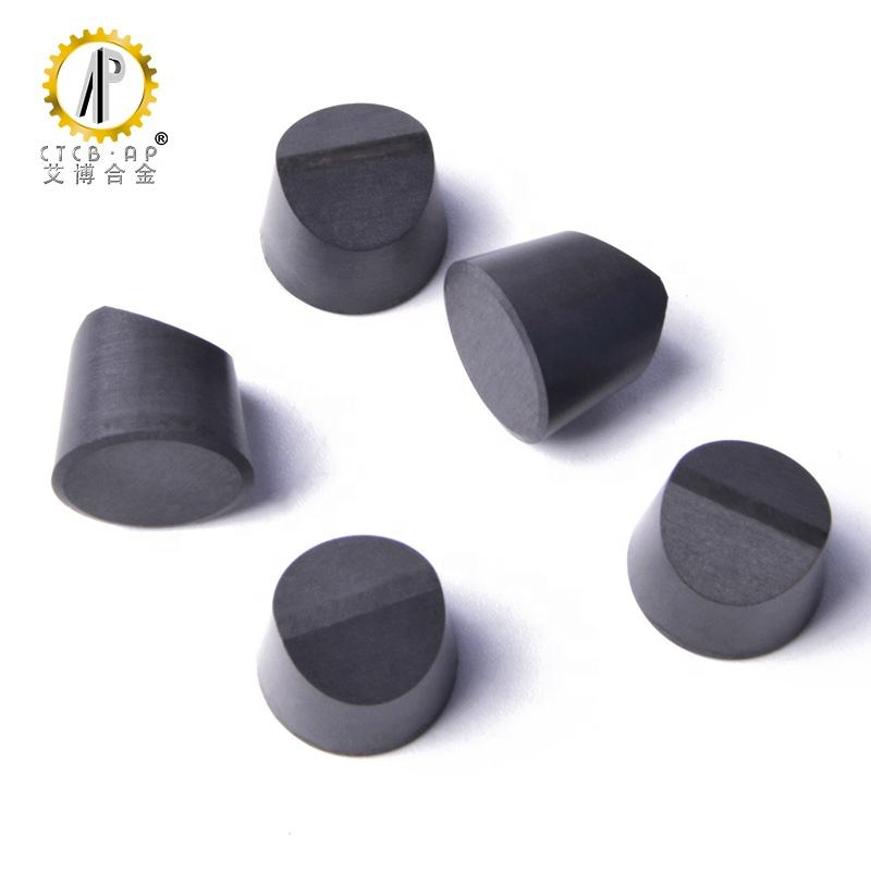 Standard And Customized Carbide Turning Inserts Solid CBN Tips