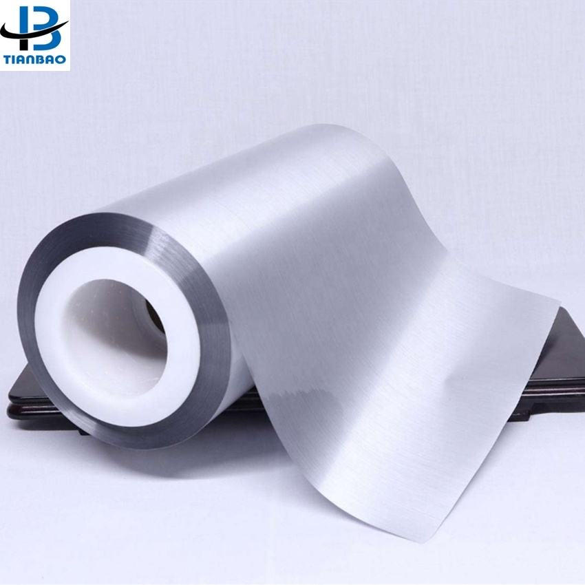 Biaxially Oriented Polypropylene Film BOPP Metallized Film Low Cost