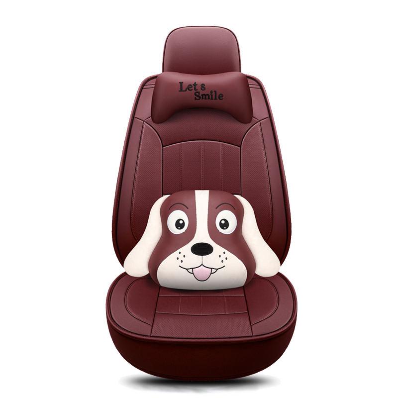 Nuevo Producto cómodo historieta cubre para los coches