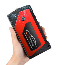 9000mah 12v 5v Operated Car Jump Starter Portable Emergency Power Vehicle Charger Without Pump