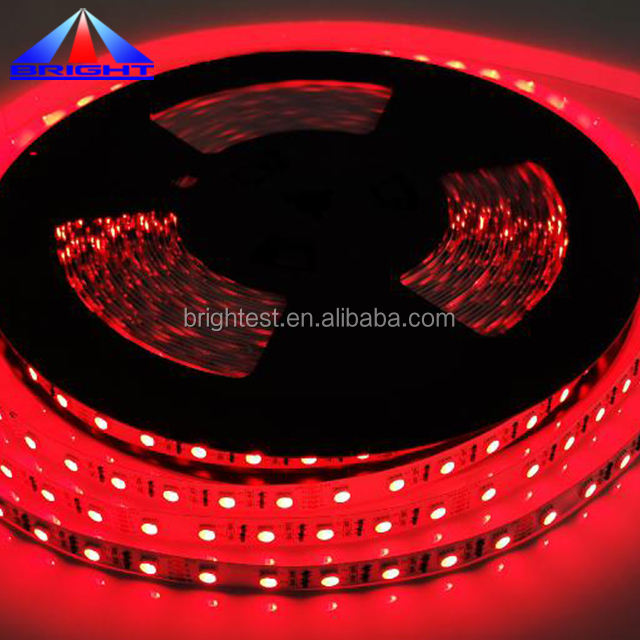 24 volts RGBW Flexible LED Bandes Lumineuses, 30 LED s/m 60 LED s/m 96 LED s/m LED Ruban Allumant RGBW/ RGBWW
