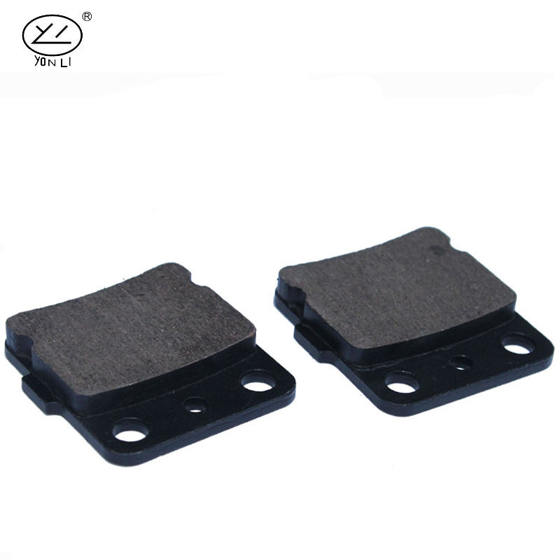 yongli Friction plate F-037 Motorcycle brake pads for HONDA-ATC 250 spare parts