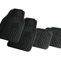 Universal fit high quality  cheap 4pcs car mat
