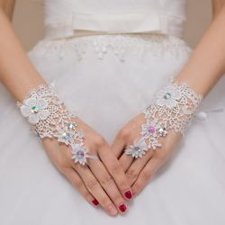 Wedding Accessories Fashion Elegant Simple Flower Crystal Em
