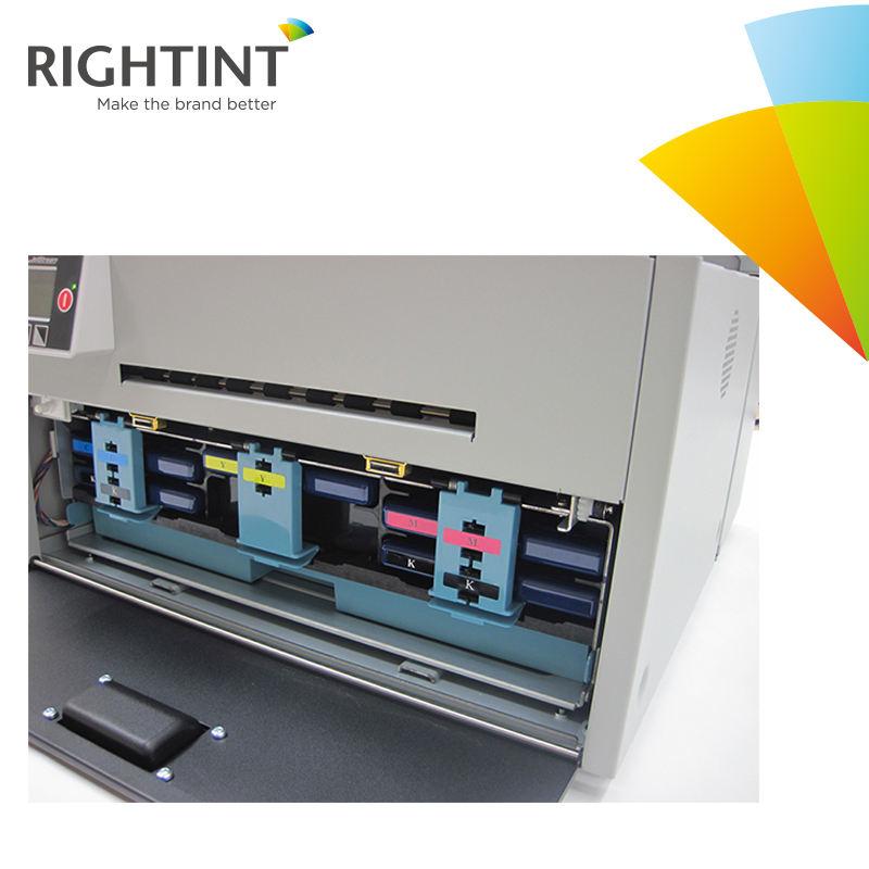 VP750 de bureau numérique de memjet coloré imprimante d'étiquettes