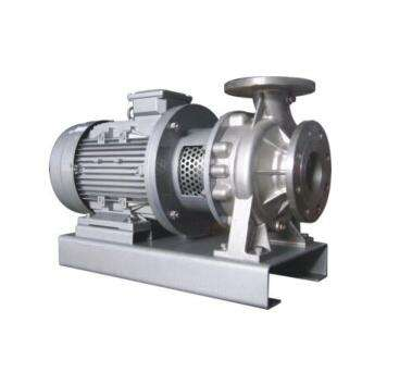 New Horizontal centrifugal pump for high building water supply