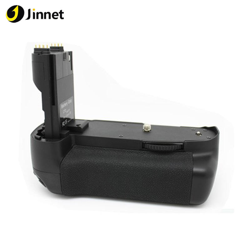Jinnet Professionale Multi-funzione Battery <span class=keywords><strong>Grip</strong></span> Verticale BG-E7 Per Canon 7D <span class=keywords><strong>DSLR</strong></span> Della Macchina Fotografica