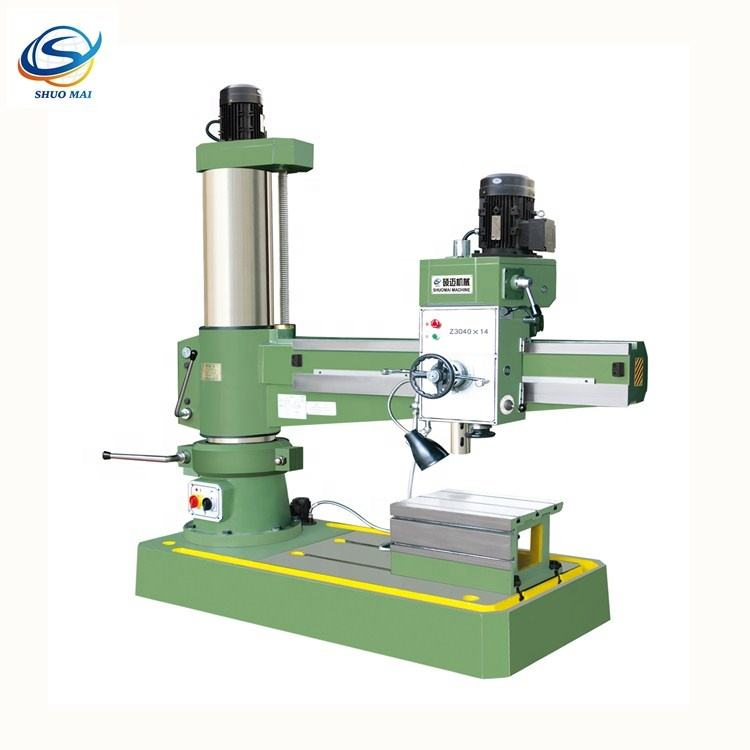 Automatic Feed Metal Z3040 Radial Drilling Machine
