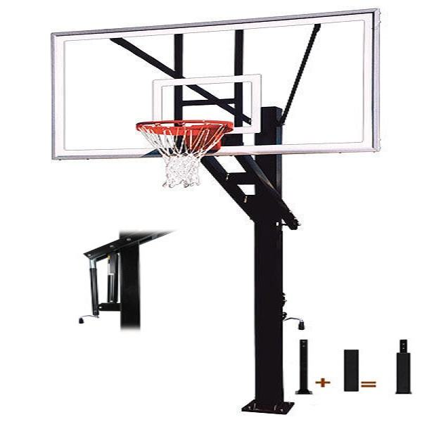 High Quality Basketball Hoop Goal Posts For Sale