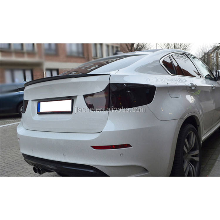 CARBON FIBER REAR SPOILER WING PSM STYLE FOR BMW X6 Series F16 F86 X6 X6M SUV15+