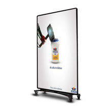 Factory Direct-Sale Full Color Indoor P2 P3 Advertising Screen LED Poster Display