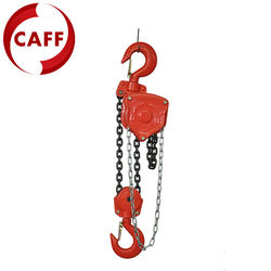 Hot selling HS-VT Chain Hoist 3m/5ton chain hoist with manual trolley