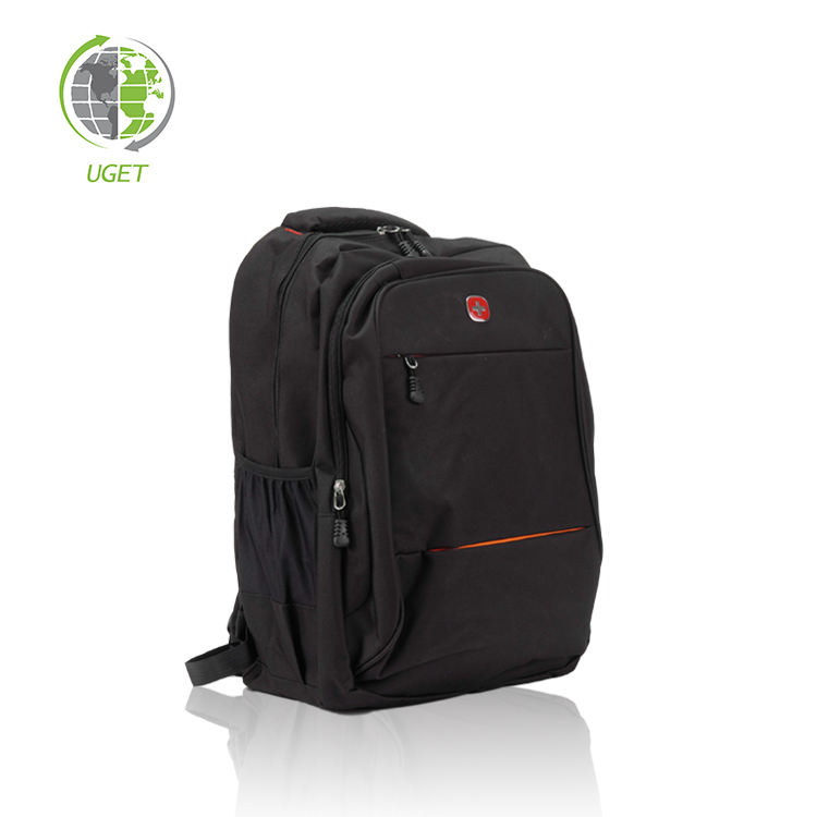Free Sample Ultra Slim Convertible School Bag Waterproof Anti Theft Vintage Business Travel Laptop Backpack/Men Backpack Leather
