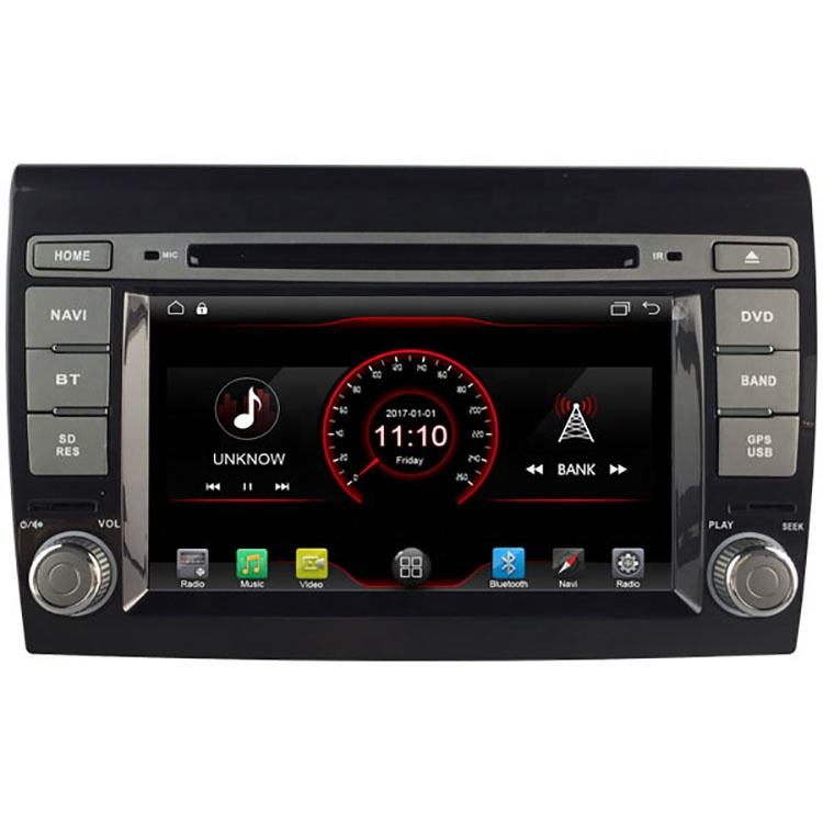 WITSON ANDROID 8.1 1080 <span class=keywords><strong>P</strong></span> HD <span class=keywords><strong>VIDEO</strong></span> 7 POLLICI TOUCH SCREEN LETTORE <span class=keywords><strong>DVD</strong></span> DELL'AUTOMOBILE del ANDROID PER FIAT BRAVO