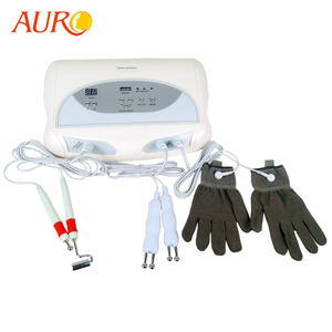 Au-8403 meilleur professionnel BIO micro-courant lifting du visage machine faciale