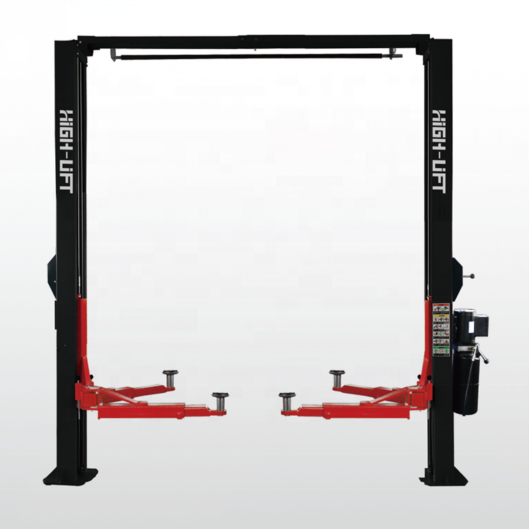 2019 Best Seller-simple- two post lift with CE certificate