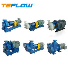 Corrosion resistant chemical centrifugal Acid Pump