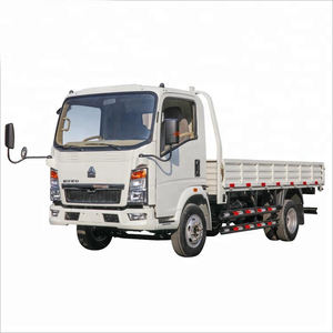 new disesl 8- 12 ton loading 6 wheels mini transportation cargo truck