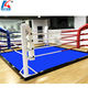 outdoor sports boxing equipment kick boxing ring floor boxing ring