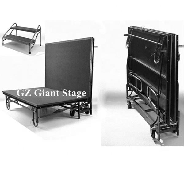 2019 Low price T-stage Cat Walk Stage movable stage